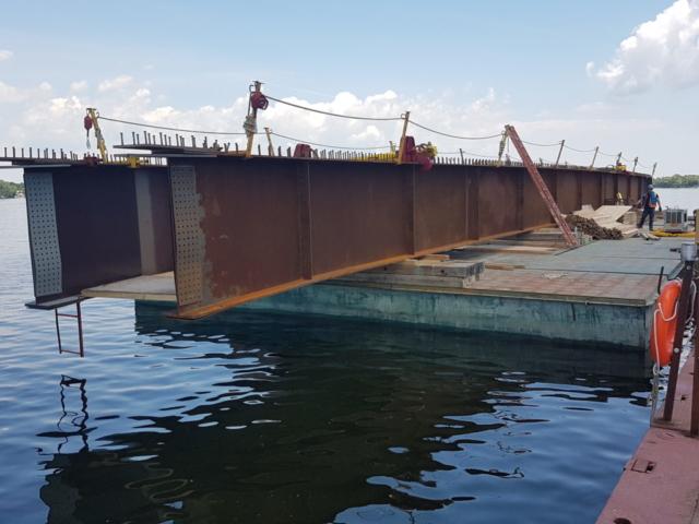 Preparing false deck-worker access