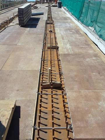 Deck form-work